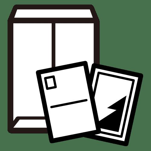 封筒・ポストカード
